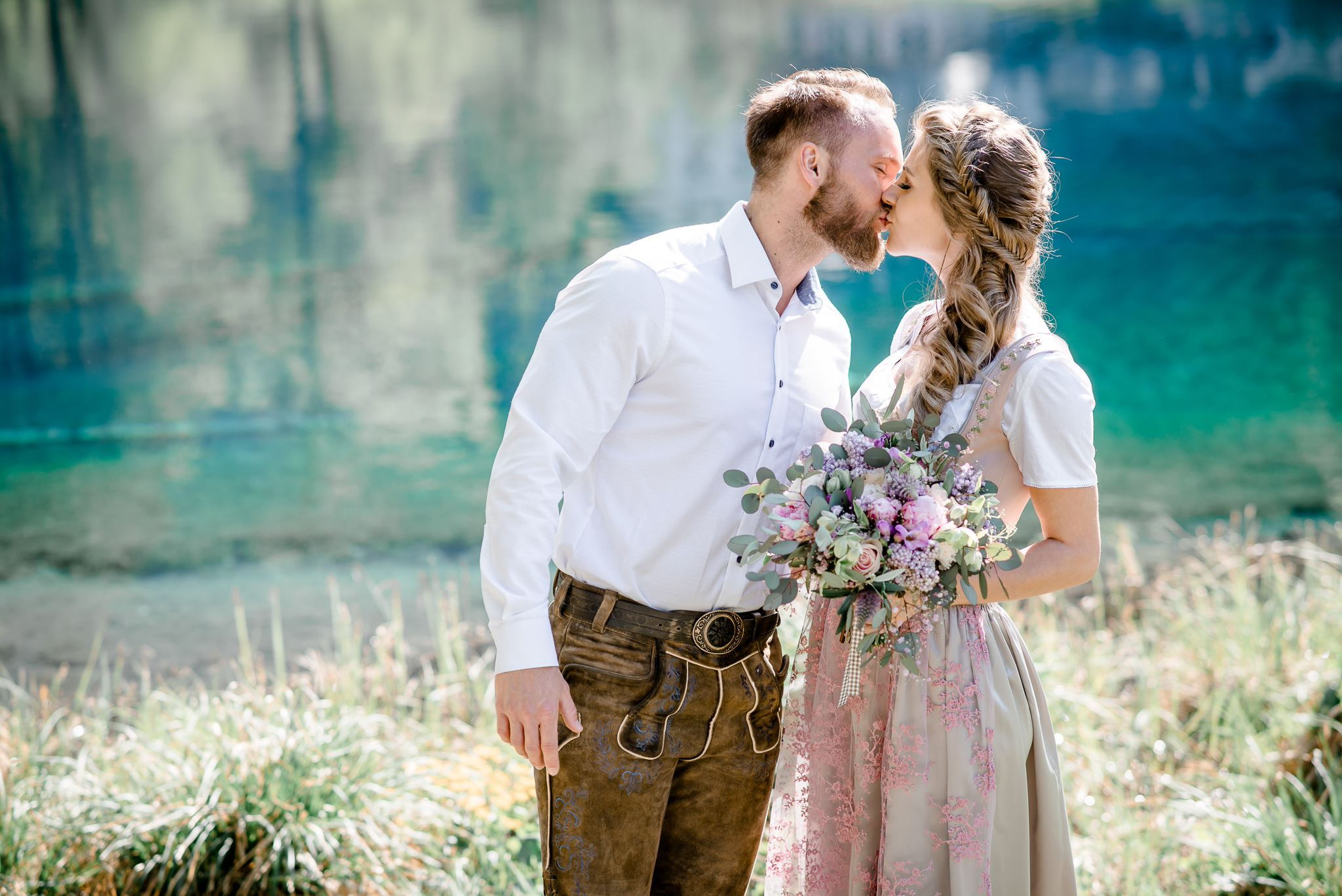 Heiraten in Tracht am Niederrhein